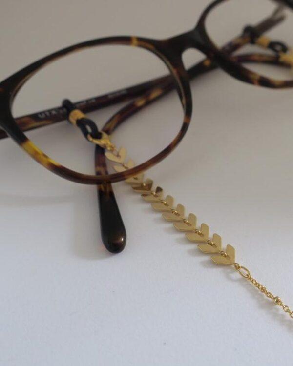 Chaîne de lunettes originale Paris