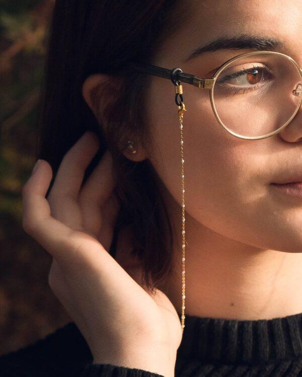 Chaine de lunettes Prague