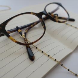Chaînes de lunettes à maille fine