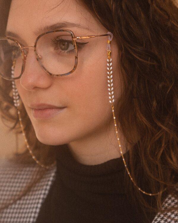 Cordon à lunettes tendance
