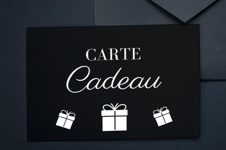 Carte cadeau Atelier Kat H